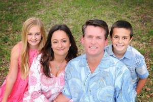 The OBrien Family-New Photo for 2012-2013
